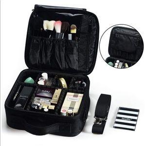 Travel Makeup Train Bag Cosmetic Case